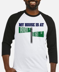 161st and River Baseball Jersey