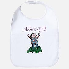 Abba's Girl! Bib
