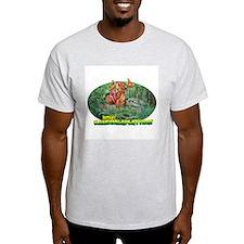 Kangoalaplatybat T-Shirt