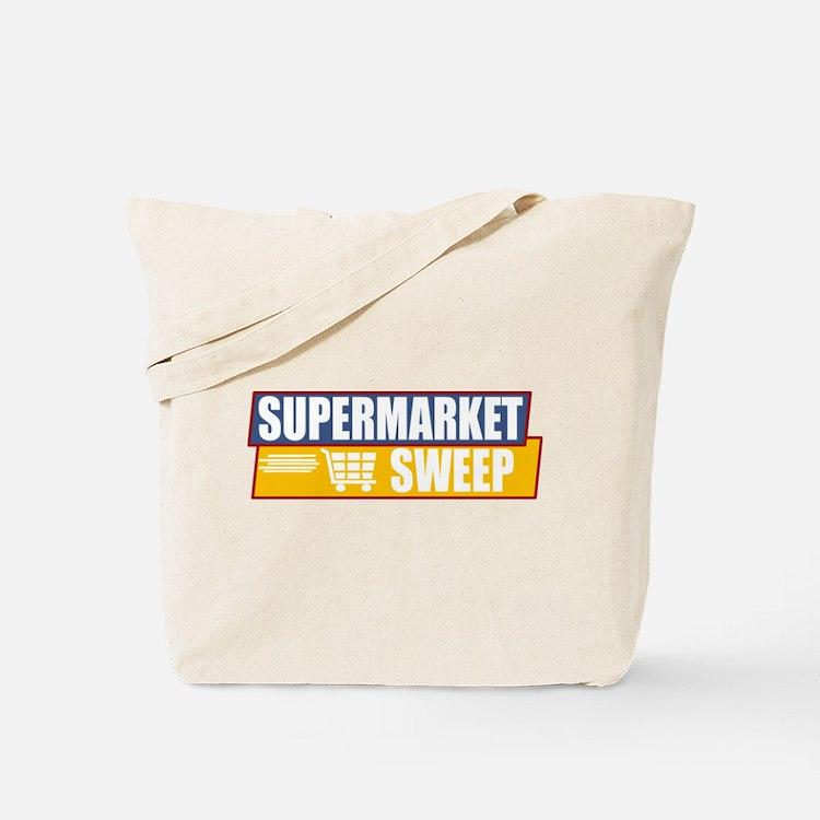 Supermarket Sweep Tote Bag