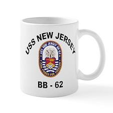 USS New Jersey BB 62 Mug