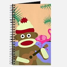 Sock Monkey Ukulele Journal