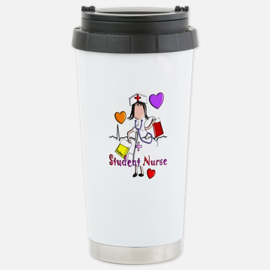 Unique Nursing students Travel Mug
