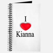 Kianna Journal