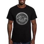 Original Meter Cover Men's Fitted T-Shirt (dark)