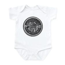 Original Meter Cover Infant Bodysuit