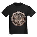 Original Meter Cover Kids Dark T-Shirt