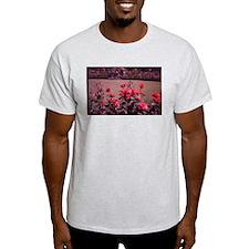 Rosey Ash Grey T-Shirt