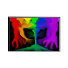 'Color Creature' Magnet