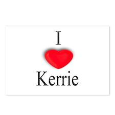 Kerrie Postcards (Package of 8)