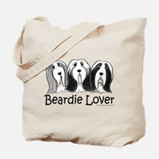 Beardie Lover Tote Bag