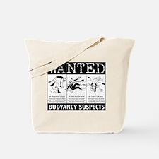 Buoyancy Suspects Scuba Tote Bag