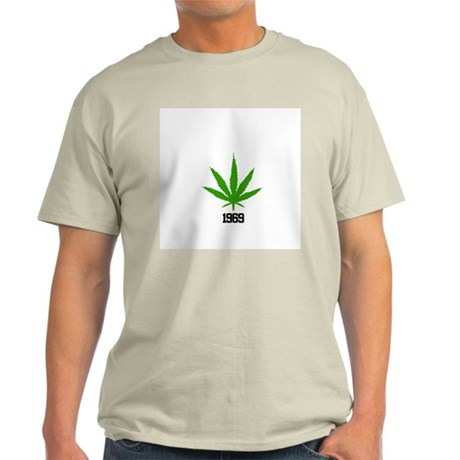 Hemp Ash Grey T-Shirt