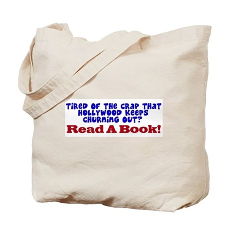 Read A Book Tote Bag