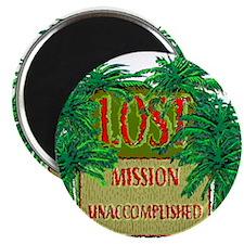 LOST Mission Unaccomplished! Magnet