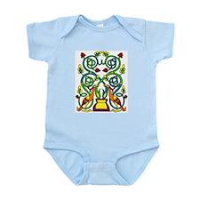 Celtic Tree of Life Infant Bodysuit