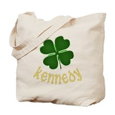 Irish Kennedy Tote Bag