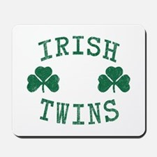 Irish Twins Mousepad