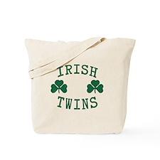 Irish Twins Tote Bag