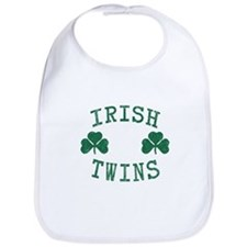 Irish Twins Bib