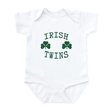 Irish Twins Onesie