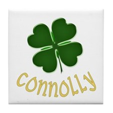 Irish Connolly Tile Coaster