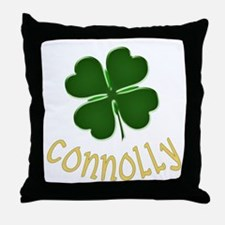 Irish Connolly Throw Pillow