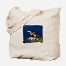 Green-backed Heron Tote Bag