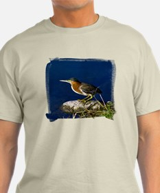 Green-backed Heron T-Shirt