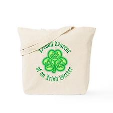 Proud Parent of an Irish Setter Tote Bag