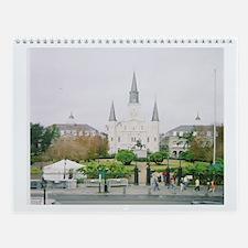 New Orleans Wall Calendar