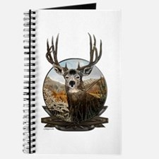 Mule deer Painting Journal