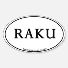 Raku Pottery sticker