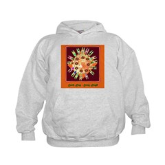 Earthday Round the World Hoodie