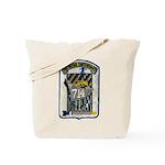 USS WILLIAM R. RUSH Tote Bag