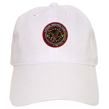 Detroit Police SRT Cap