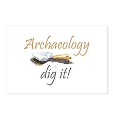 Archaeology, Dig It! Postcards (Package of 8)