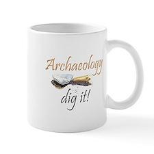 Archaeology, Dig It! Mug