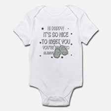 For Talina Infant Bodysuit