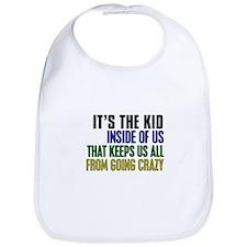 The Kid Inside Us Bib