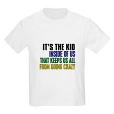 The Kid Inside Us T-Shirt