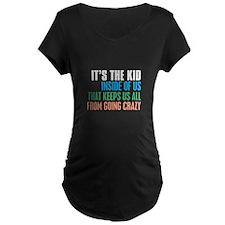 The Kid Inside Us T-Shirt