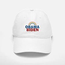 Obama Rainbow Baseball Baseball Cap