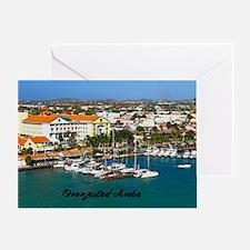 Aruba Greeting Card