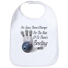 Bowling Therapy Bib