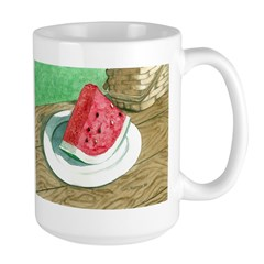 Mug- Slice of Watermelon