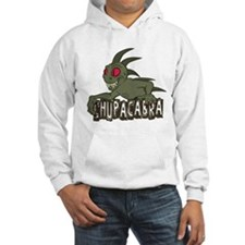 Cartoon Chupacabra Jumper Hoody