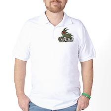 Cartoon Chupacabra T-Shirt