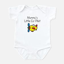 Mummy's Co-pilot Infant Bodysuit