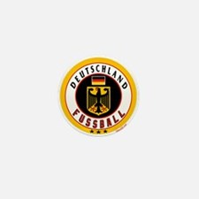 Germany Soccer/Deutschland Fussball Mini Button